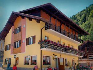 Hotel Aurora Alleghe-Marmolada