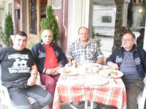 Gruppo vespisti delle Dolomiti